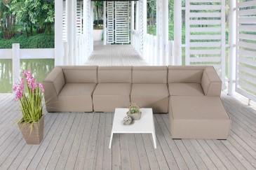 Lounge Kissen Sitzsack Sitzkissen Rattan Gartenmobel Und Rattan