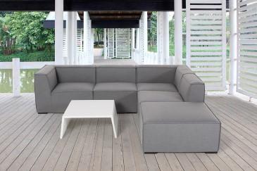 Lounge Kissen Sitzsack Sitzkissen Rattan Gartenmobel Und