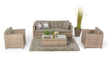 Lounge Kissen Sitzsack Sitzkissen Rattan Gartenmöbel Und