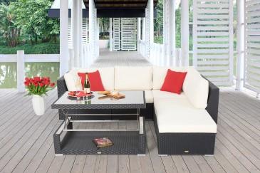 lounge kissen sitzsack sitzkissen rattan gartenm bel und rattan lounge gartenm bel bequem. Black Bedroom Furniture Sets. Home Design Ideas
