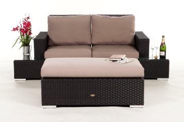 Balkonmöbel lounge  Lounge Pillow Kissen, Sitzsack, Sitzkissen, Sessel, Rattan ...
