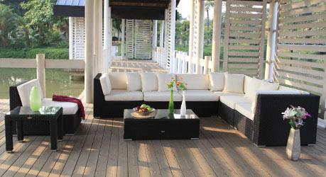 lounge kissen, sitzsack, sitzkissen, sitzsäcke, rattan gartenmöbel, Hause und Garten